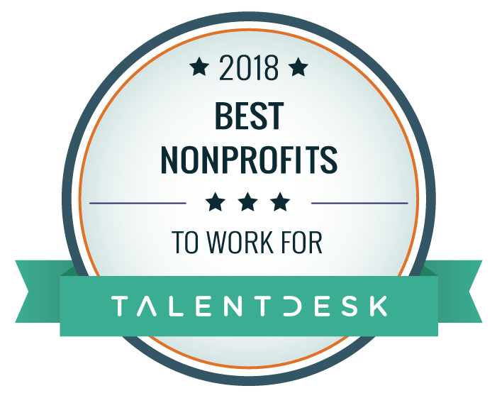 2018 Best Nonprofits to Work For