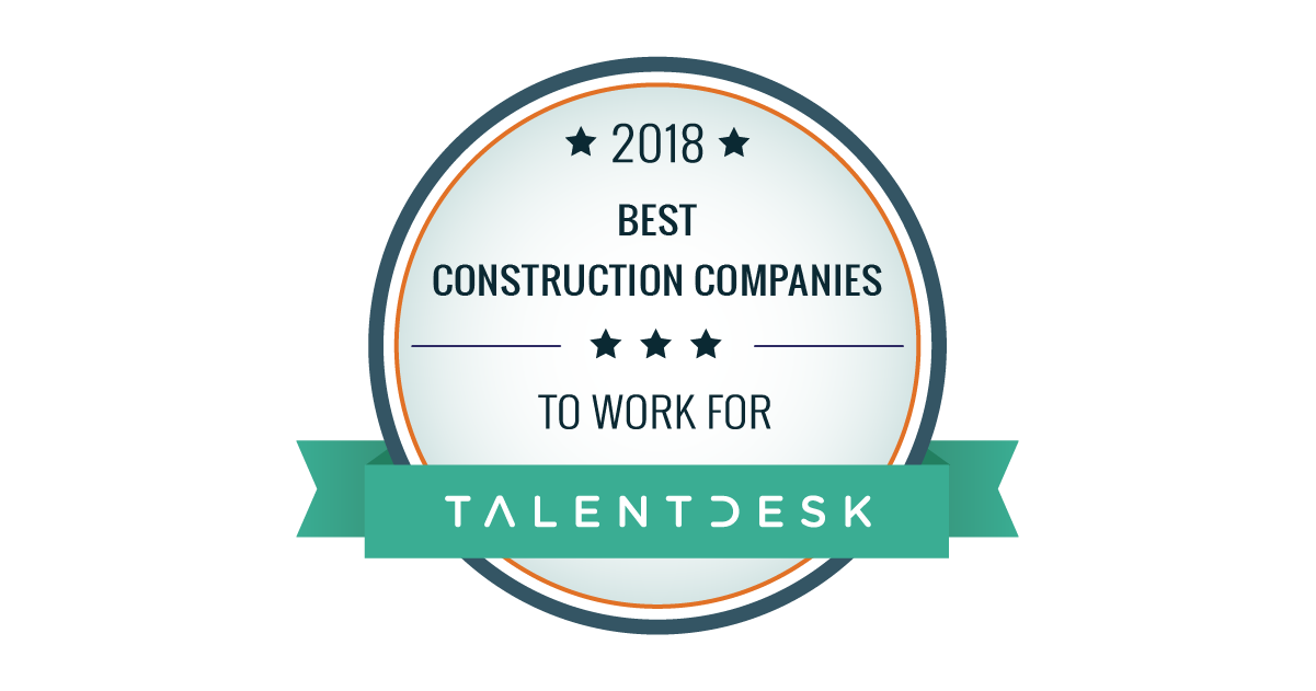 The 50 Best Construction Companies to Work For