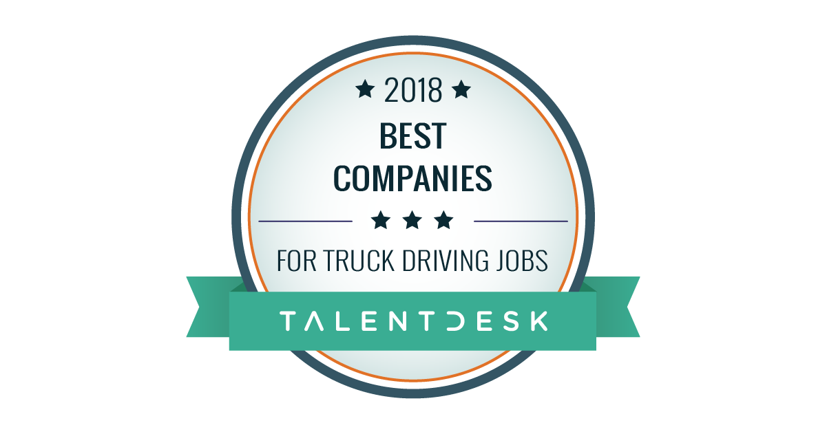 Best Companies for Truck Driving Jobs in 2018